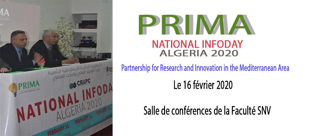 PRIMA-2020